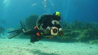 Underwatervideo